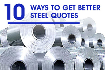 10 Ways to Get the Best Offer for Finished Steel