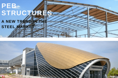 Pre-engineered structures; A new trend in Steel Market